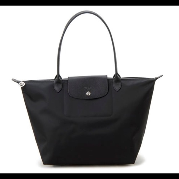02e6e893c6e1 Longchamp Handbags - Longchamp Le Pliage Neo Tote bag Large Black New